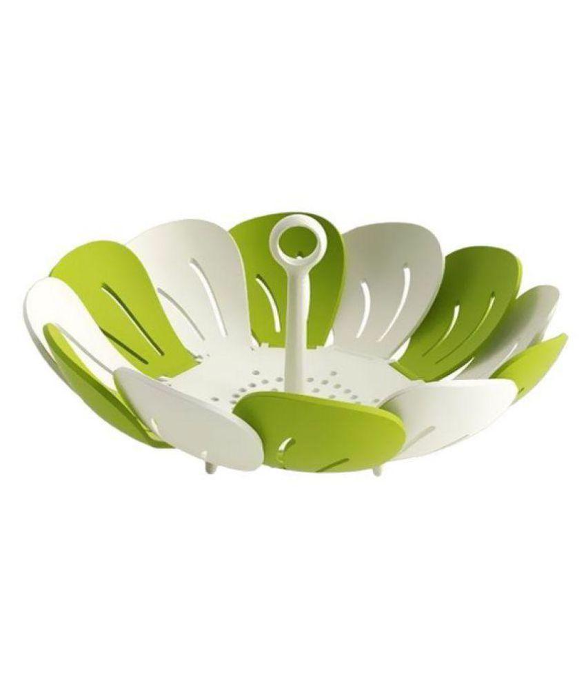 National Kitchenware Polypropelene Fruit Basket 1 Pcs