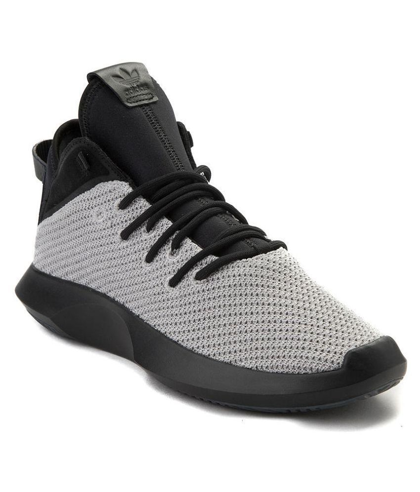 the latest 5cedd 0f5c8 Adidas CRAZY 1 ADV PRIMEKNIT 2019 Gray Basketball Shoes