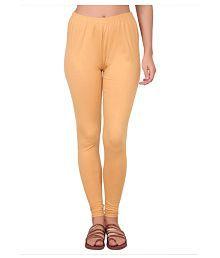 5126dac75053f Zara Plus Women s Cotton Lycra Casual legging (ZP L Cotton Beige