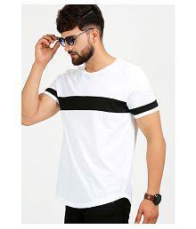 f5a13c327e1 Quick View. AELOMART White Half Sleeve T-Shirt