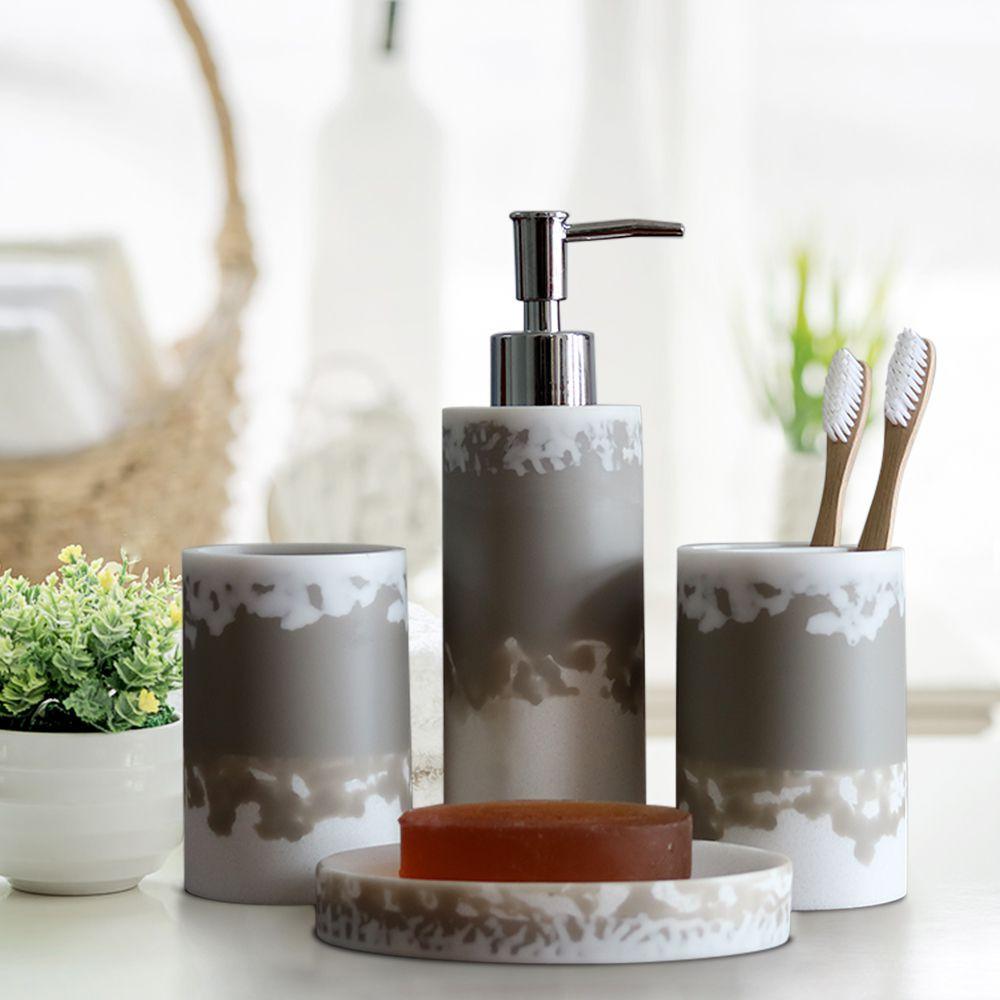 Shresmo Resin Bath Set