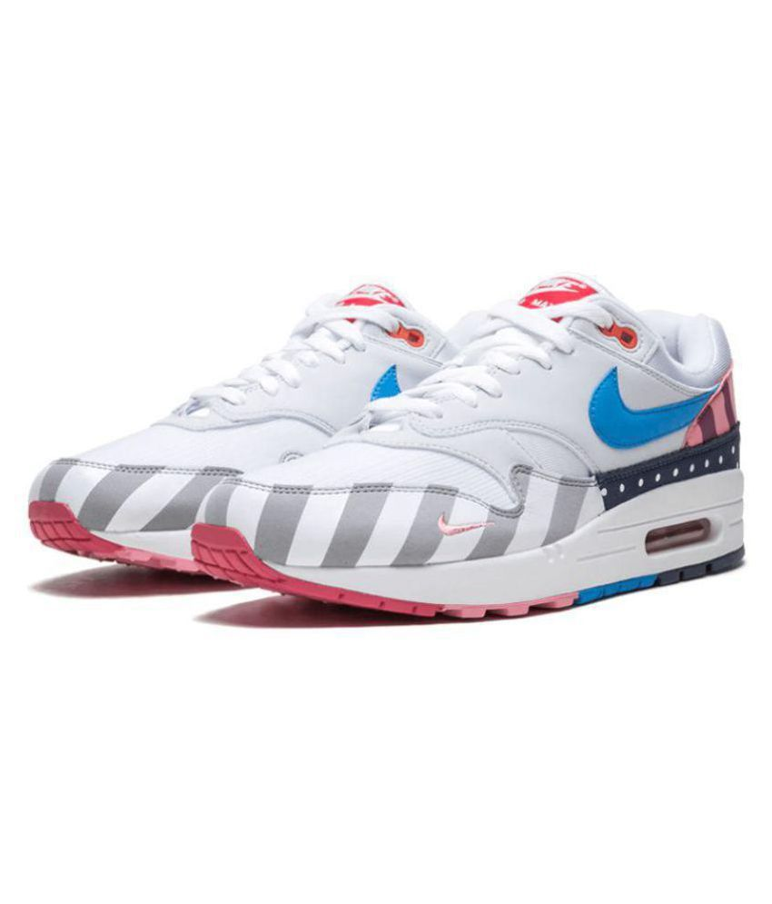 c1957e97 Nike Parra x Air Max 1 Multi Color Basketball Shoes - Buy Nike Parra x Air  Max 1 Multi Color Basketball Shoes Online at Best Prices in India on  Snapdeal