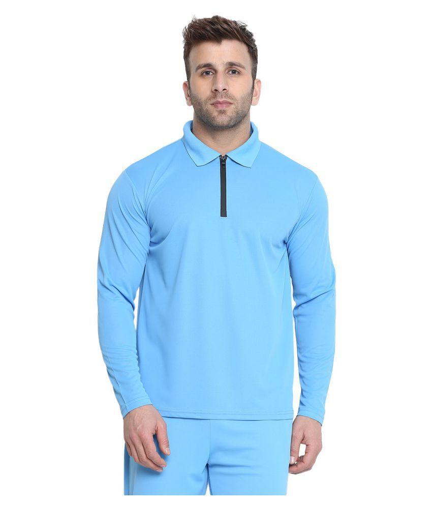 CHKOKKO Half Sleeves Cricket T Shirt Jersey For Boys and Men