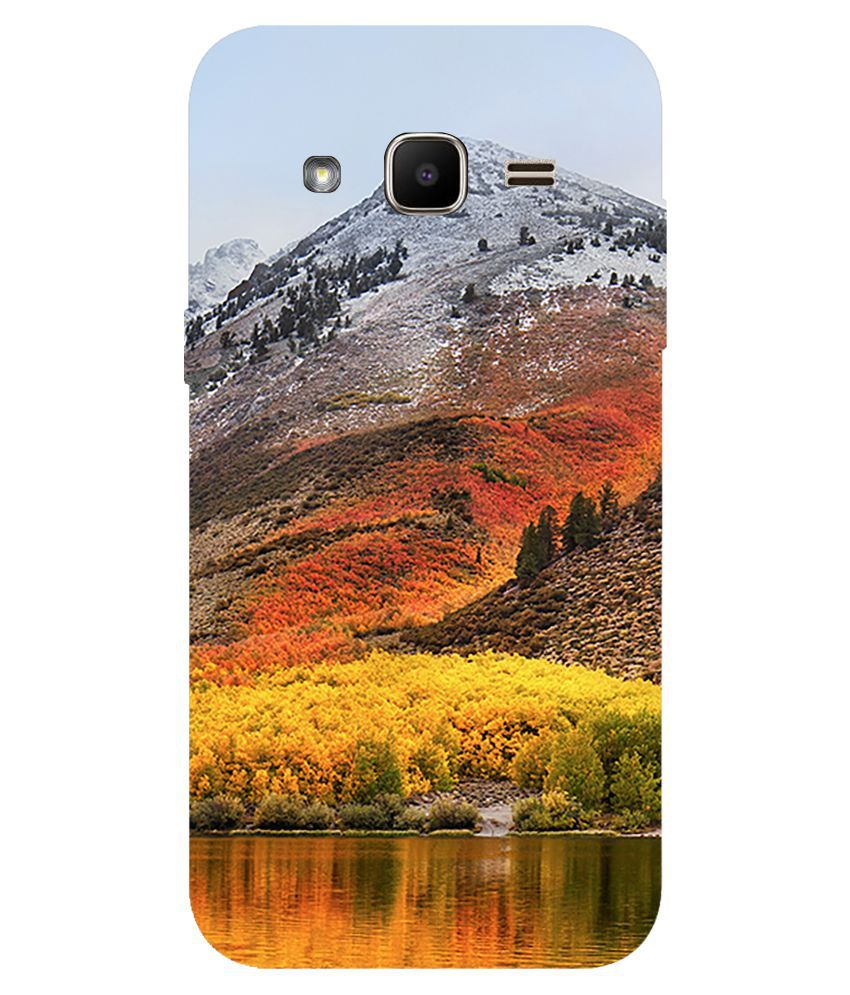 Samsung Galaxy J2 (2016) Printed Cover By LykiT
