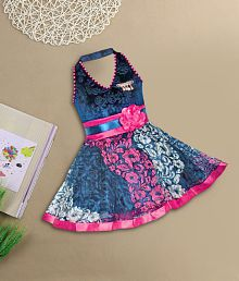 fd5677e7f2def Quick View. Benkils Cute Fashion Dress for Princess Velvet and Soft Net Frock  Dresses for Newborn Baby Girl
