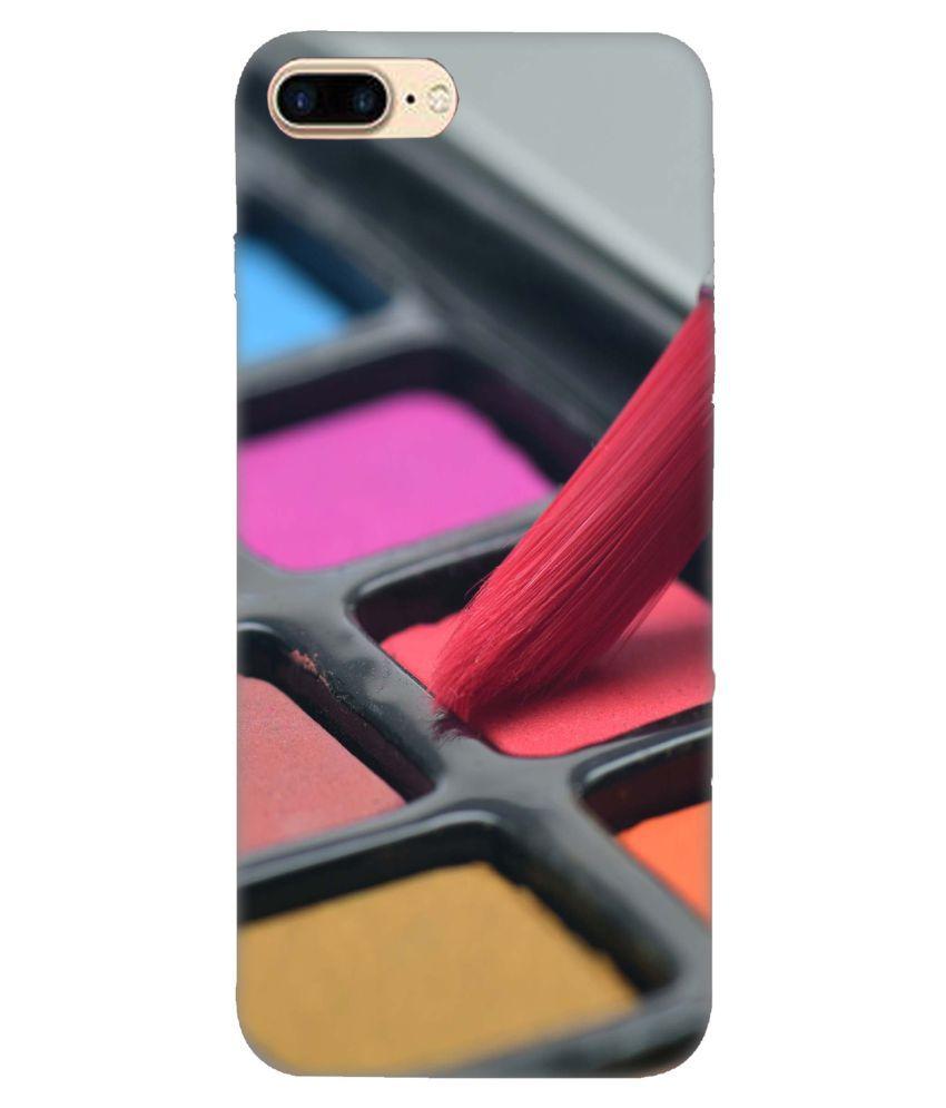 Apple Iphone 8 Plus Printed Cover By Crockroz Patterns