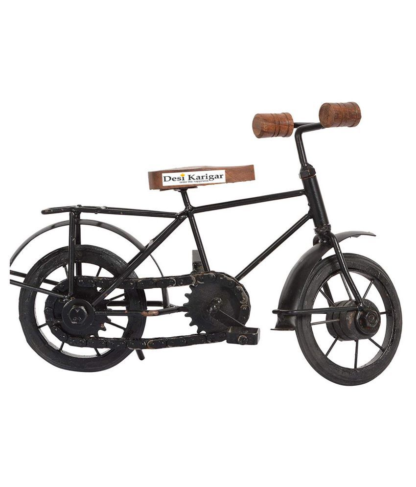 Home Decor The Cheapest Price 2 Decorative Small Bicycle Crafting Bicycle Metal Frame
