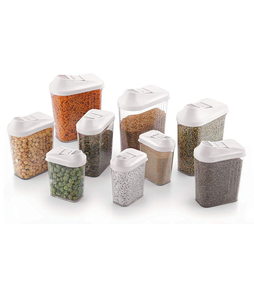 STEELO PET Food Container Set of 9