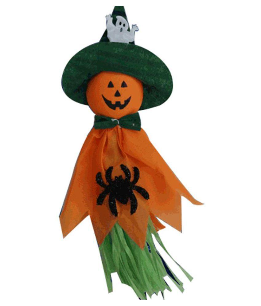 Pumpkin Scarecrow Dangler Hanging Halloween SDL 1 fb094 JPEG