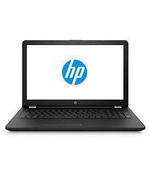HP 15 bs669tu 2018 15.6-inch Laptop (7th Gen Core i5 7200U/4GB/1TB/Windows 10/Integrated Graphics), Sparkling Black
