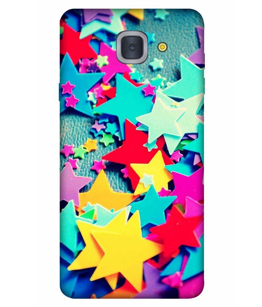 Samsung Galaxy J7 Max Printed Cover By Crockroz Patterns