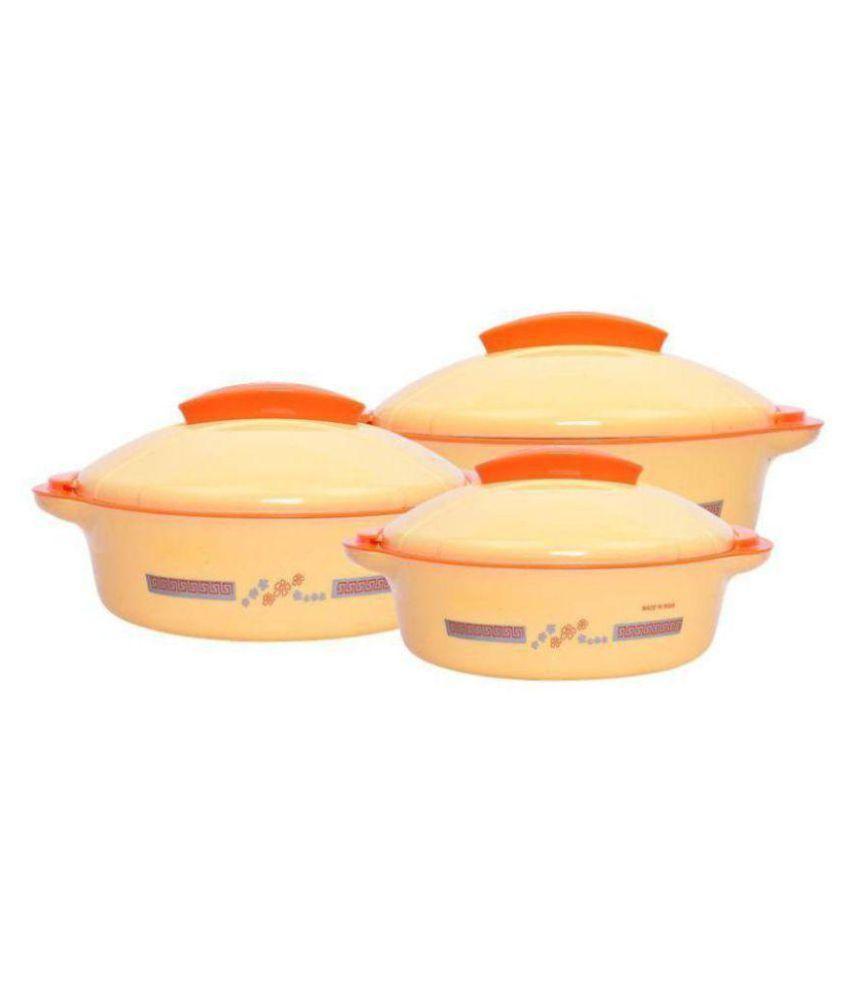 HAZZLEWOOD Casserole set (1000,2000,2500)ml - 3 Pcs