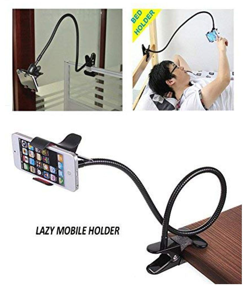 universal flexible adjustable mobile foldable 360 rotable hands free rh snapdeal com