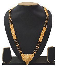 Fashion Jewelry Indian Single Ad American Diamond Fashion Jewelry Mangalsutra Bolllywood Set M-5