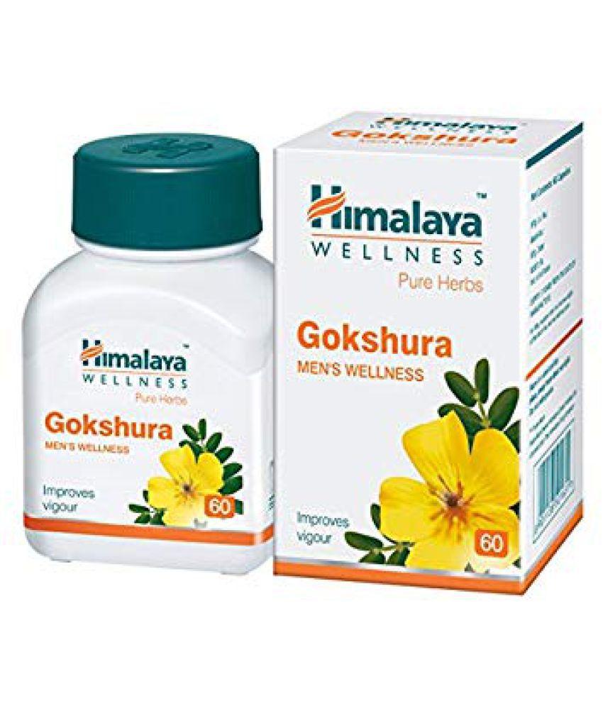 Himalaya Wellness Gokshura Tablet 180 no.s Pack of 3