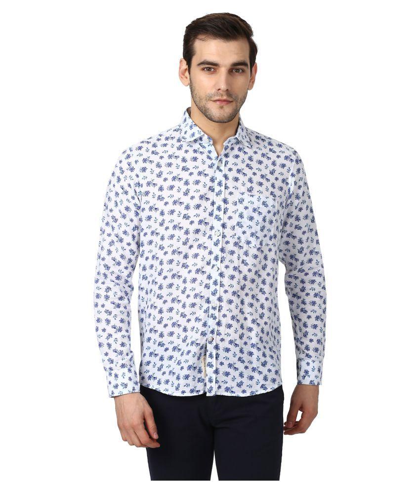 Monte Carlo 100 Percent Cotton Shirt