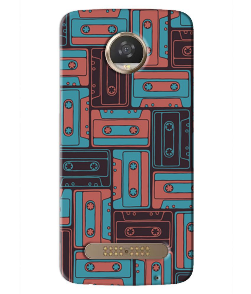 Motorola Moto Z2 Play Printed Cover By Fundook 3d Printed Cover