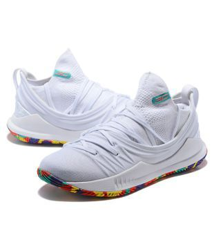 buy popular b8df8 0add4 Under Armour Curry 5 Colorful