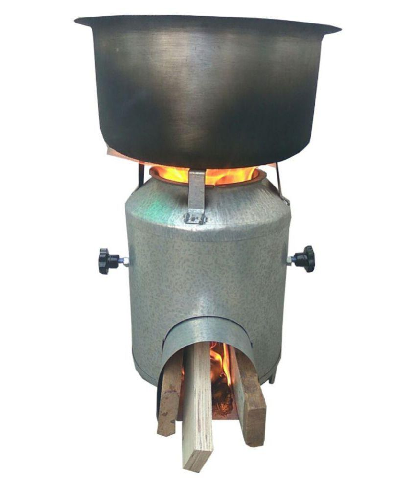 wood stove family metal smokeless chulha buy online at best price rh snapdeal com