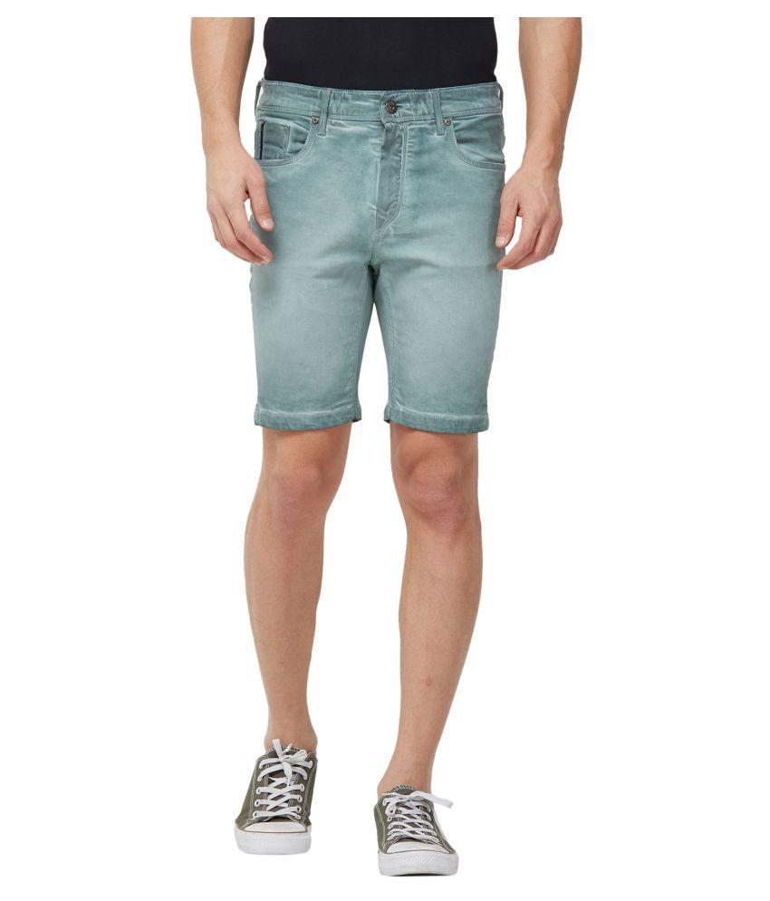 Killer Green Shorts