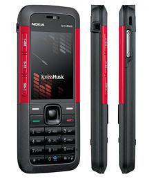 Cellular Phones Black Red 5310 32 MB