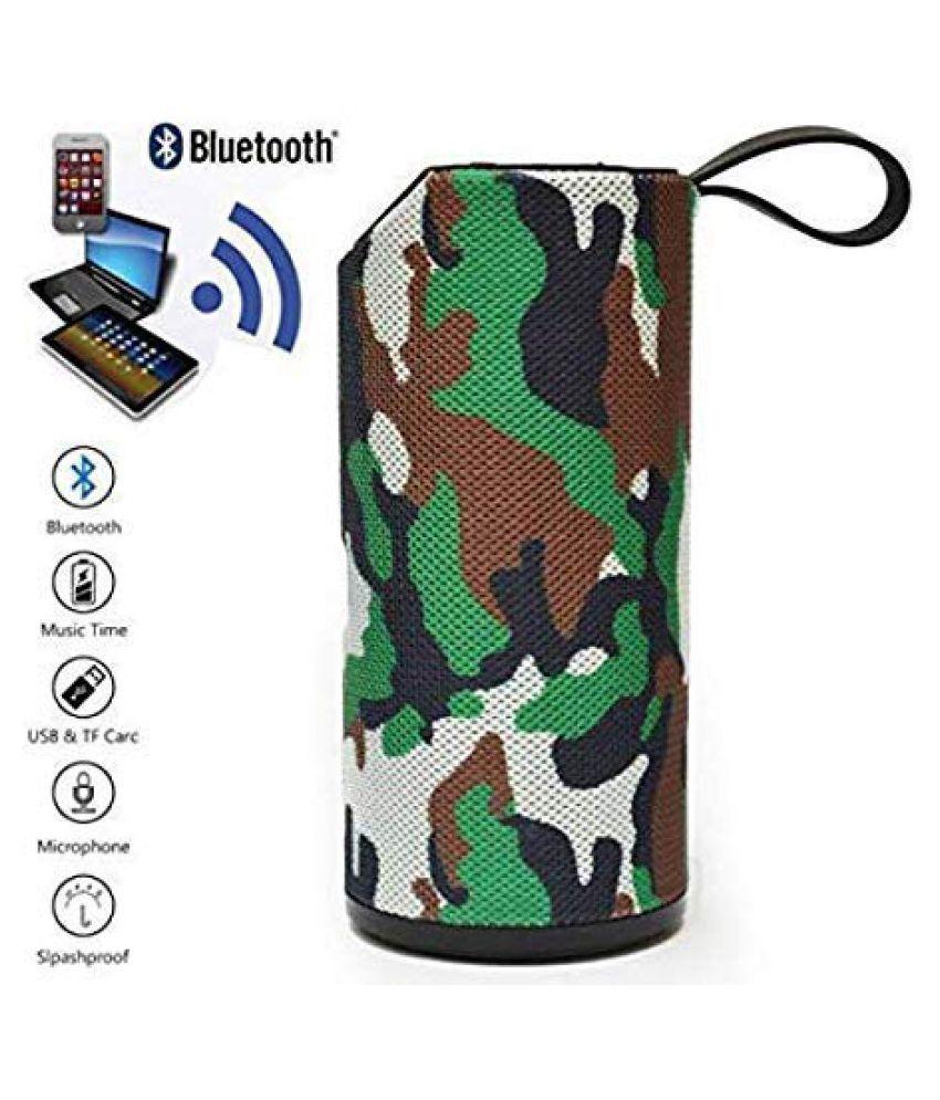 SOMOTO TG113speker(silver) Bluetooth Speaker