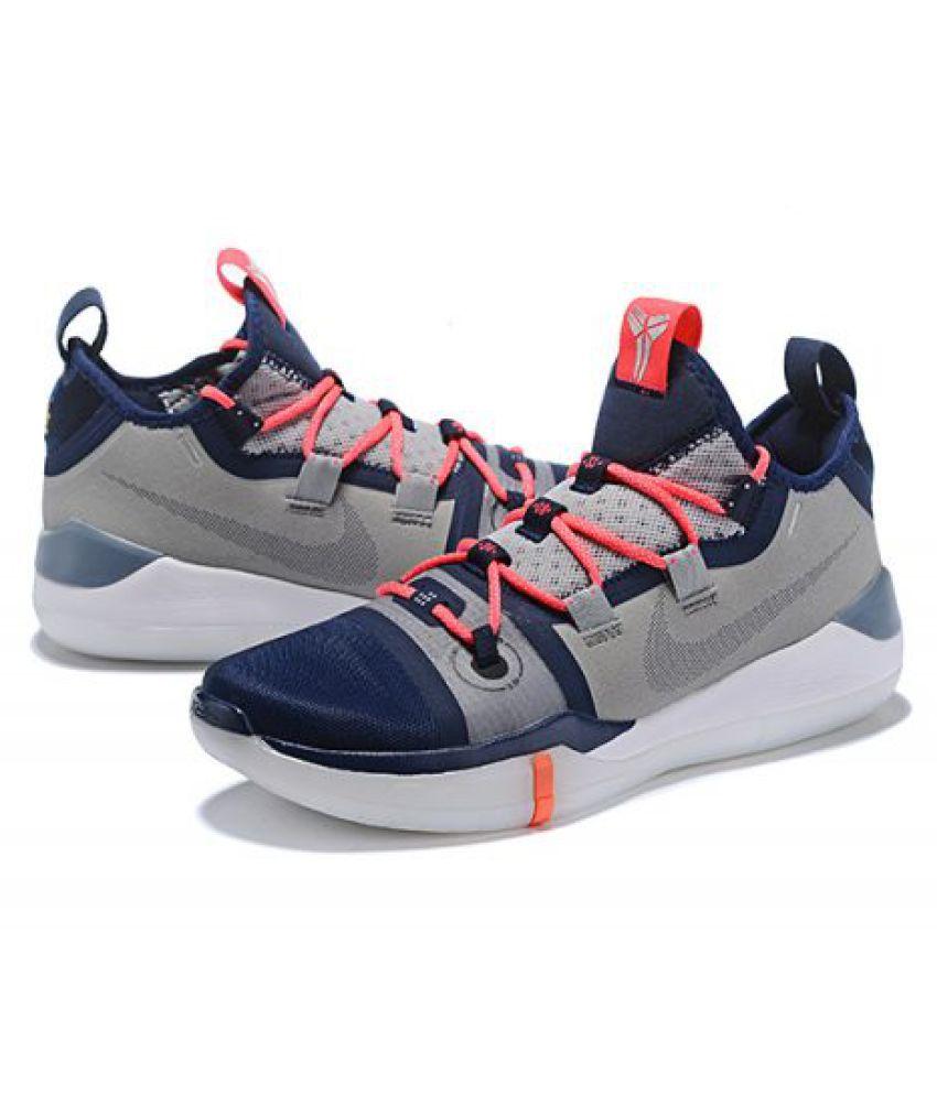 more photos f8551 87d9d Nike KOBE AD 2019 Ninja Gray Basketball Shoes