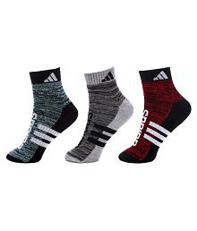 df53abf8400 Adidas Socks  Buy Adidas Socks Online at Best Prices on Snapdeal