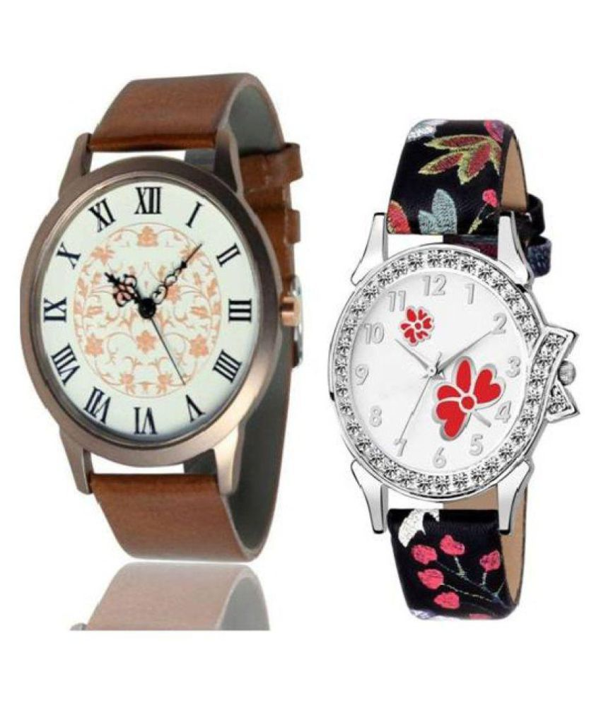 NEW SUPER ANALOG WATCH ONLY FOR COUPLE