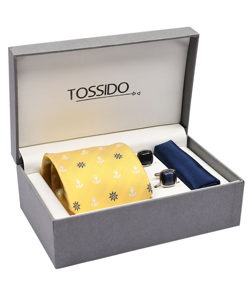 Tossido Formal Gift Set