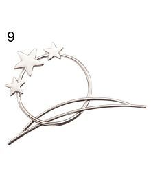 Women's Fashion Hair Clips Hairpin Hair Clasp Hair Styling Tool Jewelry Charm