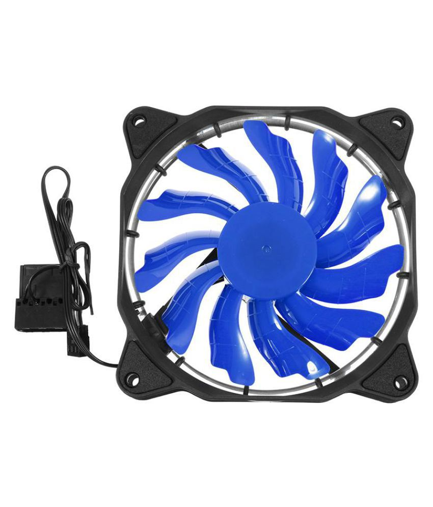 3/4pin LED 120mm CPU Cooler RGB Cooling Fans 1300RPM 12V Silent Radiator  Fan Cooler for PC Computer Case Air Cooling Quiet