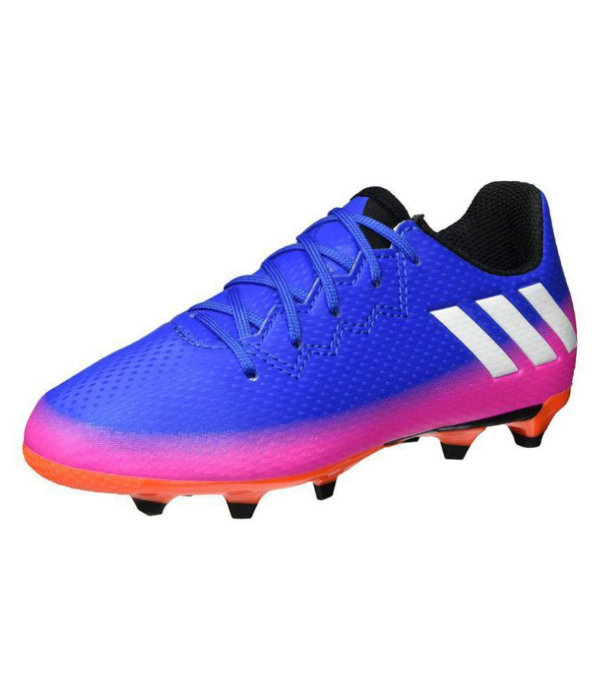 d9640412864 Adidas Boys Messi 16.3 Fg Football Boots Price in India- Buy Adidas Boys  Messi 16.3 Fg Football Boots Online at Snapdeal