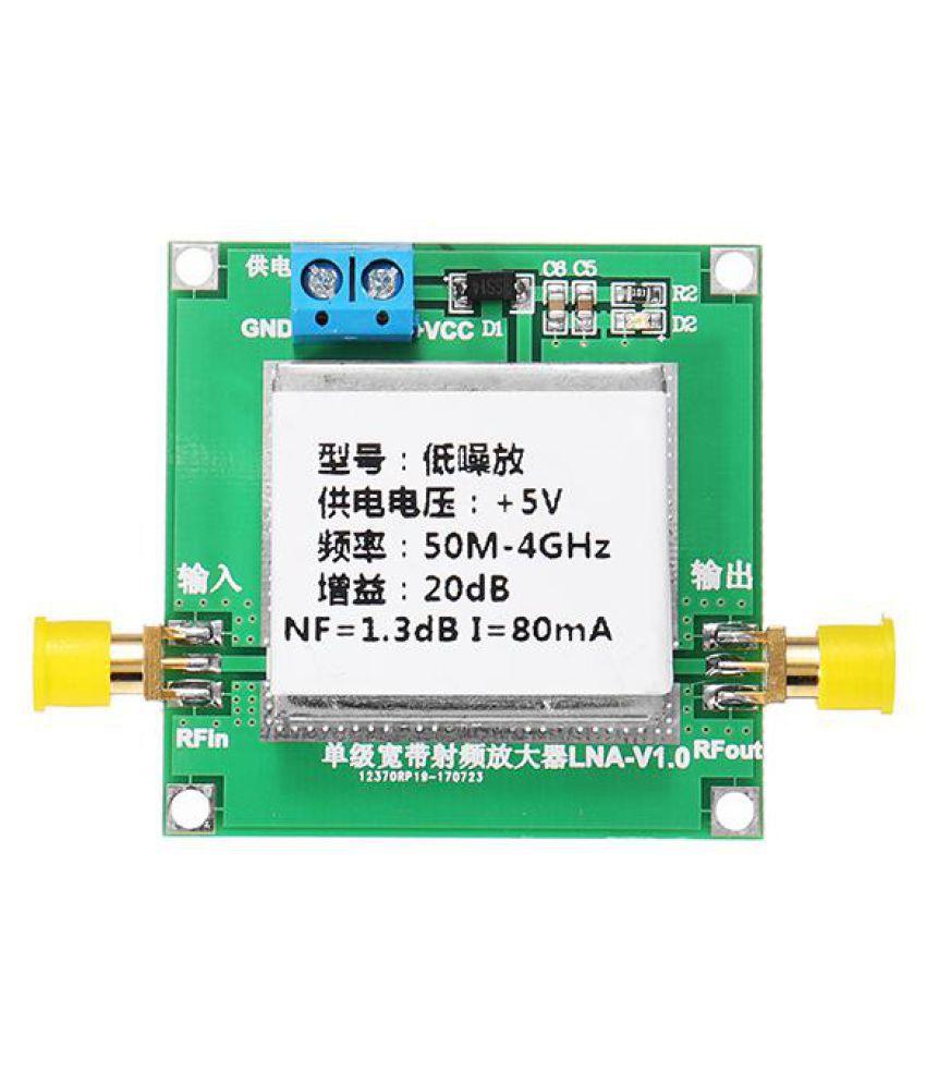 Buy RF Low Noise Amplifier 1 3dB NF Ultra Low Noise