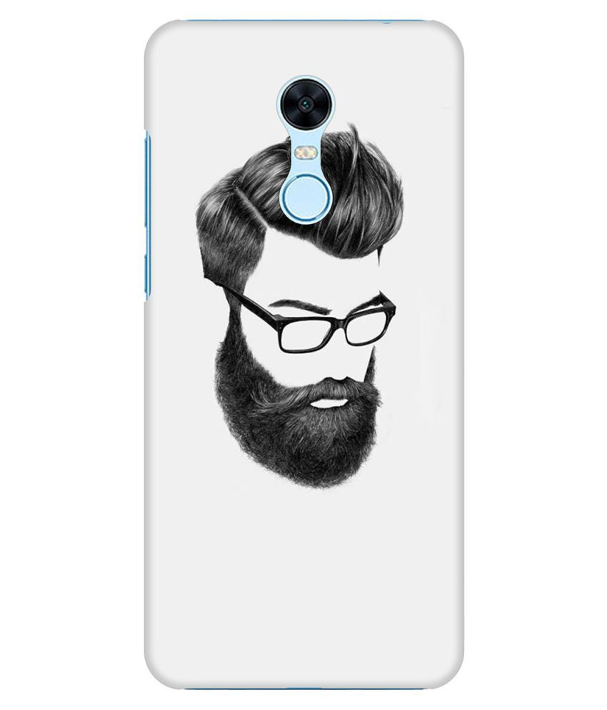 Xiaomi Redmi Note 5 Printed Cover By Leo Power