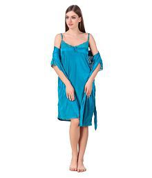 1544604fa2 Quick View. keoti Satin Nighty   Night Gowns ...