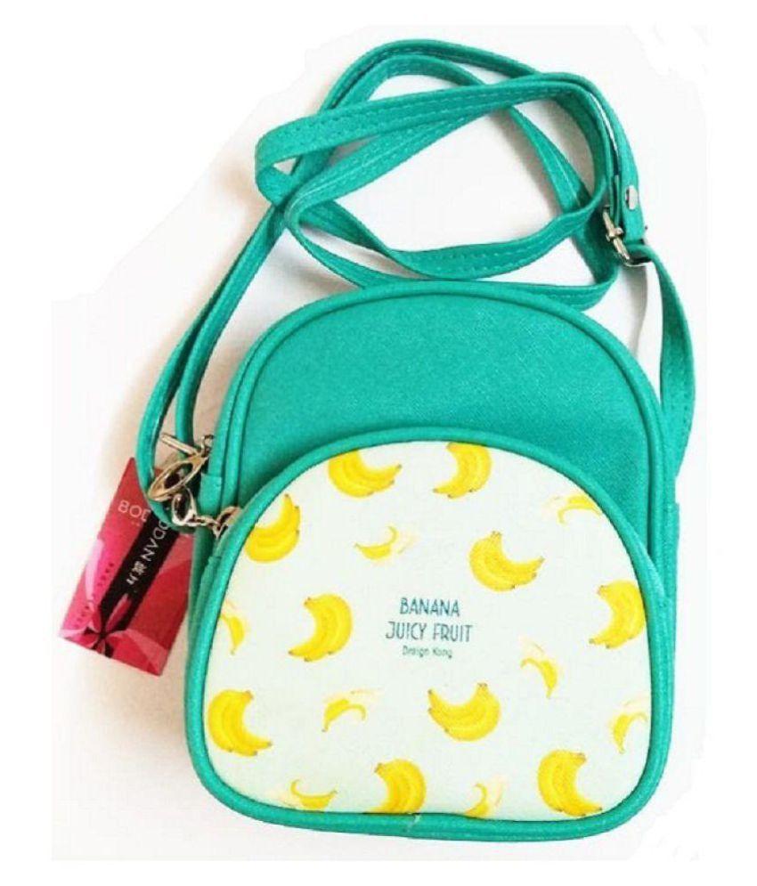 1e5fb4b9482ec ... ERA INNOVATIVE GIFTING New Fruit Design Sling / Hand Bag for Kids /  Girls 17