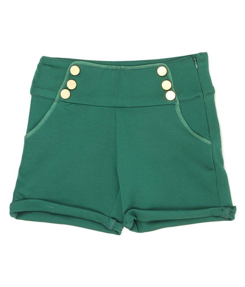 London Fog Girls Green  Short