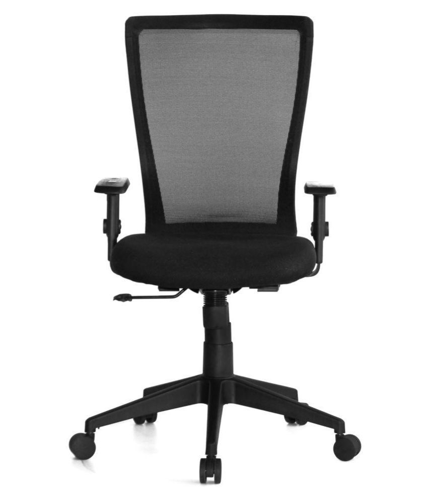 HARMONY SYSTEMS BEVEL MEDIUM BACK CHAIR