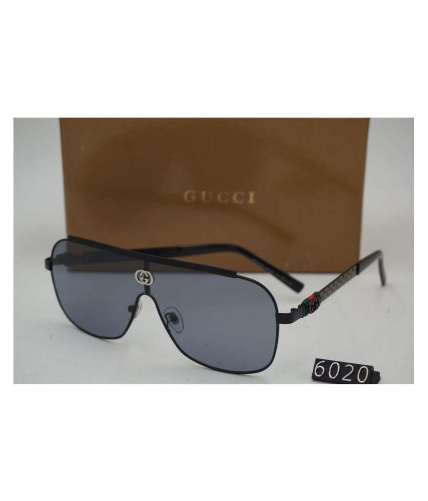 57ab7e60 Gucci Black Aviator Sunglasses ( GUCCI (G-39) )