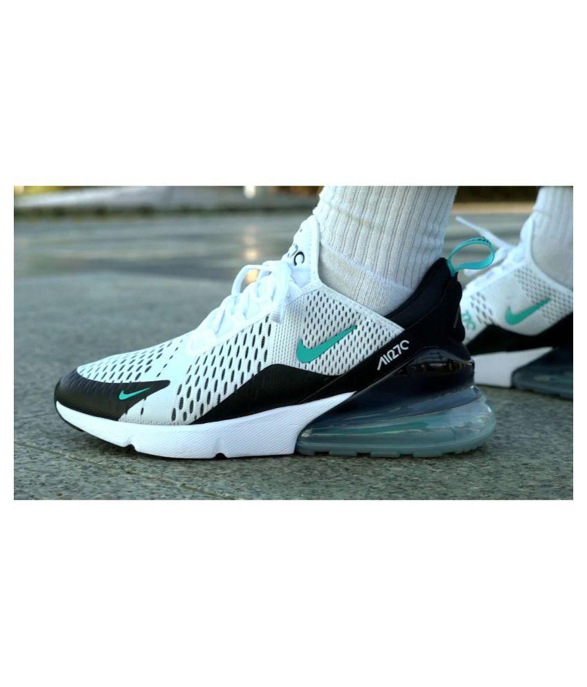 Nike White Running Shoes - Buy Nike