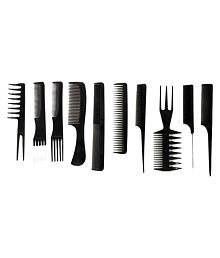 FOK Professional Comb Kit Styler Pack of 10