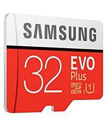 Samsung 32 GB Class 10 Memory Card