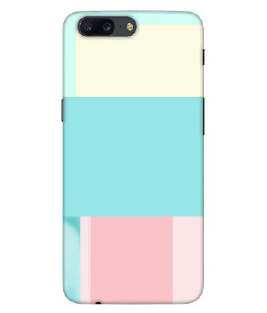 OnePlus 5 Printed Cover By Emble
