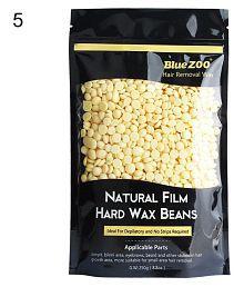 250g Depilatory Hard Wax Beans Painless Waxing Body Bikini Hair Removal Wax