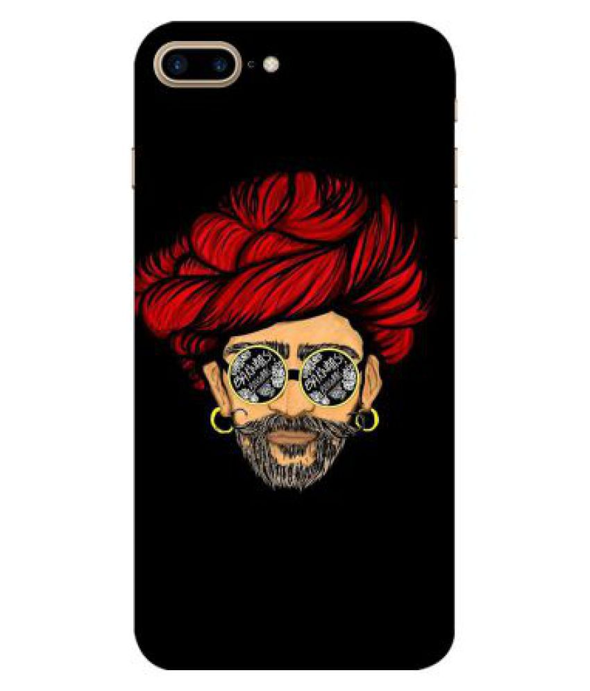 Apple iPhone 7 Plus Printed Cover By Emble