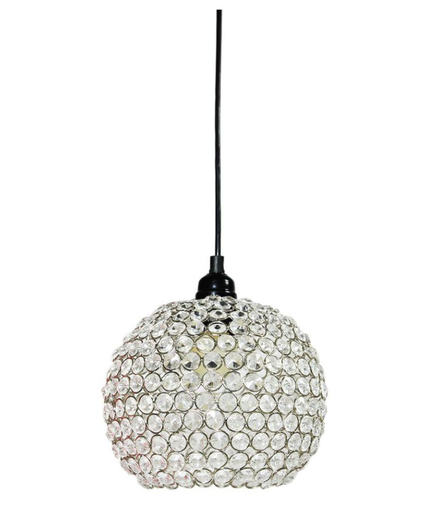 GIG Hanging Boll Pendant Silver - Pack of 1