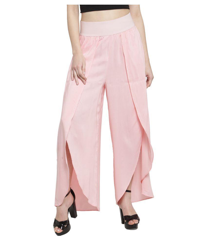 Global Republic Cotton Jeans - Pink