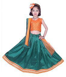 335db004 Girls Lehenga Cholis: Buy Girls Lehenga Cholis Online at Best Prices ...