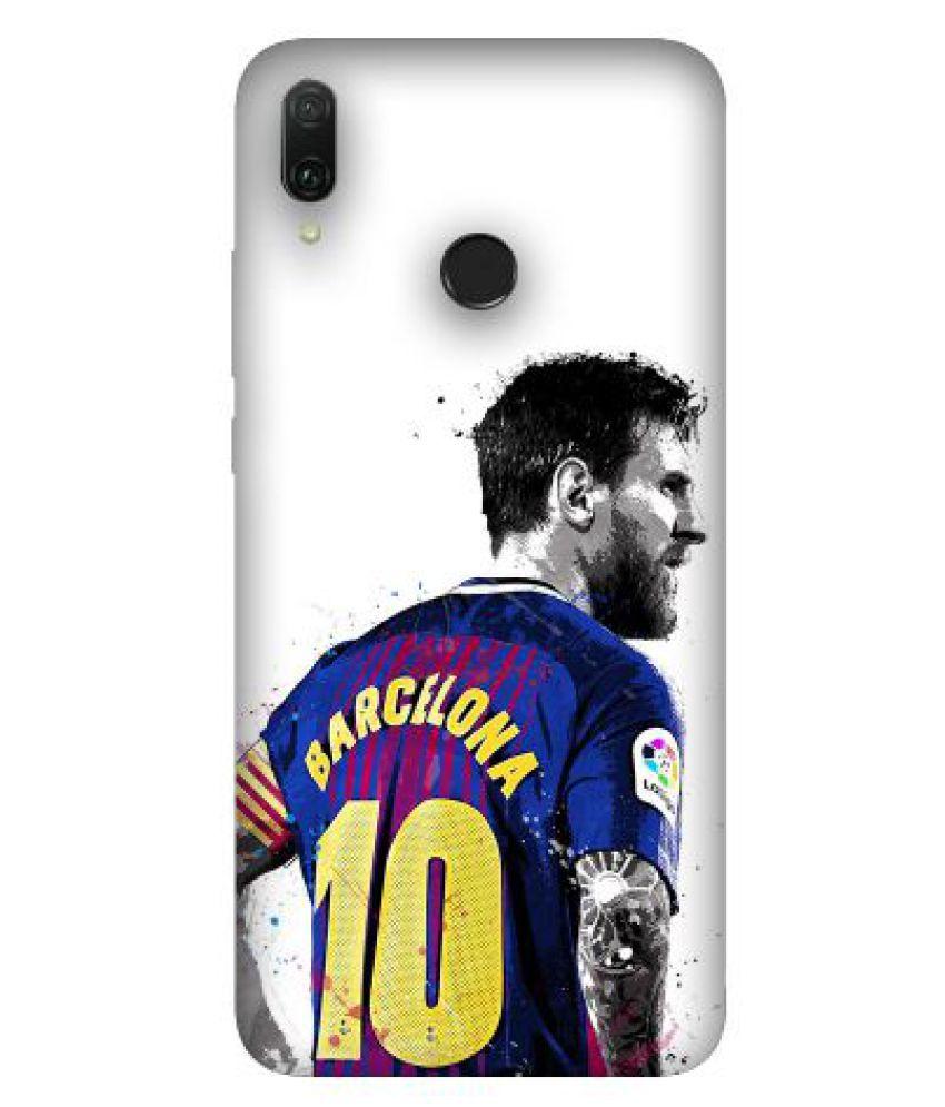 Huawei Y9 - 2019 Printed Cover By Emble